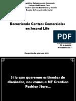 Recorriendo Second Life Mardylid Castillo