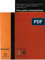 Cinco Poetas Contemporaneos, Yeats, Kavafis, Trakl, Apollinair, Sodergran