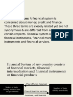 Financial market basics