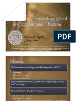 OT Terminology
