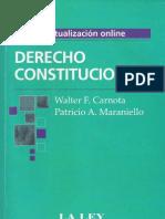 Derecho Constitucional - Carnota & Maraniello.pdf