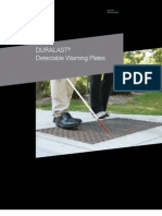 ADA Detectable Warning Plates - EJ