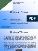 rociado-termico