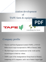 growth of tafe