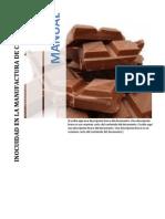 Inocuidad en La Manufactura de Chocolate