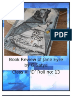 jane eyre book review