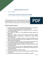 Codul.international.etica.medicala