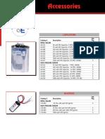 HID Kit Capacitors and Ignitors