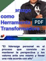 El Liderazgo Como Herramienta Transformadora