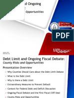 Naco Debt Limit Presentation