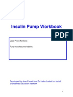 Insulin Pump Workbook
