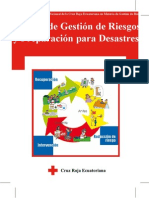 Manual Gestion Riesgos Cruz Roja