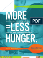 Second Harvest Food Bank of Central Florida Annual Report