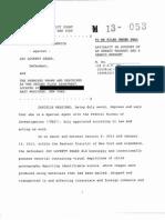 Jay Lockett Sears Complaint