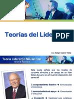 liderazgo - teorias