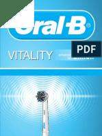 Braun Oral B Vitality