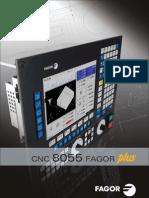 Fagor 8055 brochure