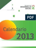 Calendario de Valores 2013
