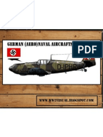 German (Aero)Naval Aircrafts - Fighters