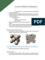 20120824 - A Estrutura dos Sólidos Cristalinos - Aula 3