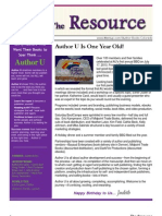 The Resource / Volume 1 Issue 2
