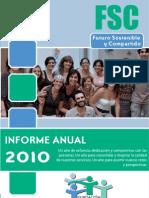 Informe Fsc 2010 Cast
