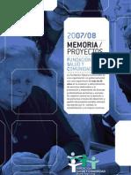 Memoria Fsc Cast
