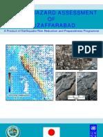 Seismic Hazard Assesment of Muzaffarabad