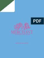 Merchant Hotel Bar Book 2010