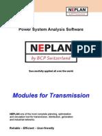 neplan transmission module