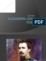 alexandru ioan cuza