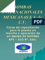 46021804 Curso Operaciones Con Bombas
