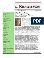 The Resource / Volume 2 Issue 5