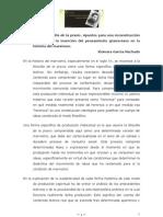 Garcia Machado Filosofia de La Praxis