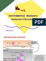 Tutorial 4- Fundamentals of Electrochemistry