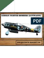 German Fighter-Bombers (Luftwaffe)