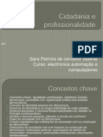 Cidadania e Profissionalidade CP1