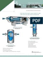 Vane Separator (Brochure PEERLESSMFG)