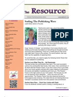The Resource / Volume 3 Issue 5