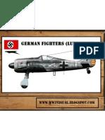 German Fighters (Luftwaffe)