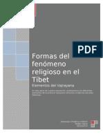 Formas del tenómeno religioso tibetano 3