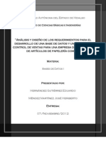 Papeleria Aipo Proyecto BD1 2