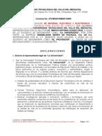 Contrato No 05 Grupo Marpa