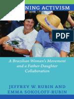 Sustaining Activism by Jeffrey W. Rubin and Emma Sokoloff-Rubin