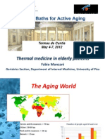 Thermal Medicine in Elderly Patients