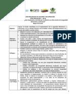 Resumen Ejecutivo - OPERACIÓN PROLONGADA DE SOCORRO Y RECUPERACIÓN