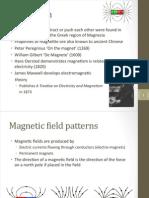 Magnetic Fields - P2, week 3