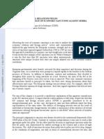 EU External relations fields