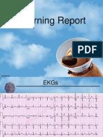 AMReport EKGs 1.16.12