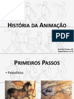 História da Animação - Raquel Sousa e Rita Nunes